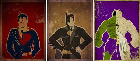 super-heros-graphisme