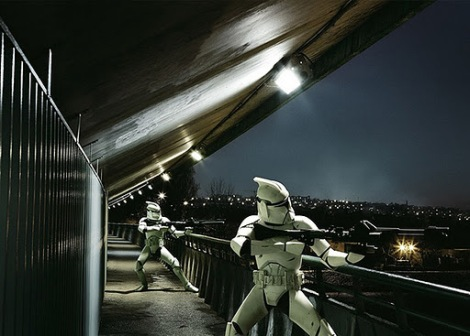 Urban Star Wars